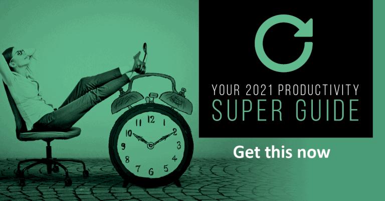 2021 productivity super guide