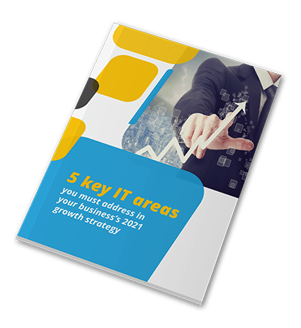5 key IT ares in your business growth strategy