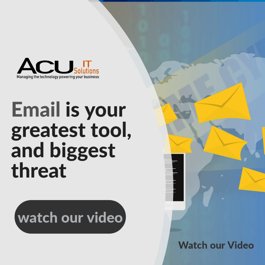 Email your greatest tool, and biggest threat
