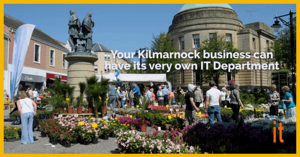 Kilmarnock IT Support by Acu IT Solutions