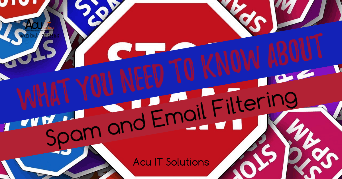 Spam and Email Filtering