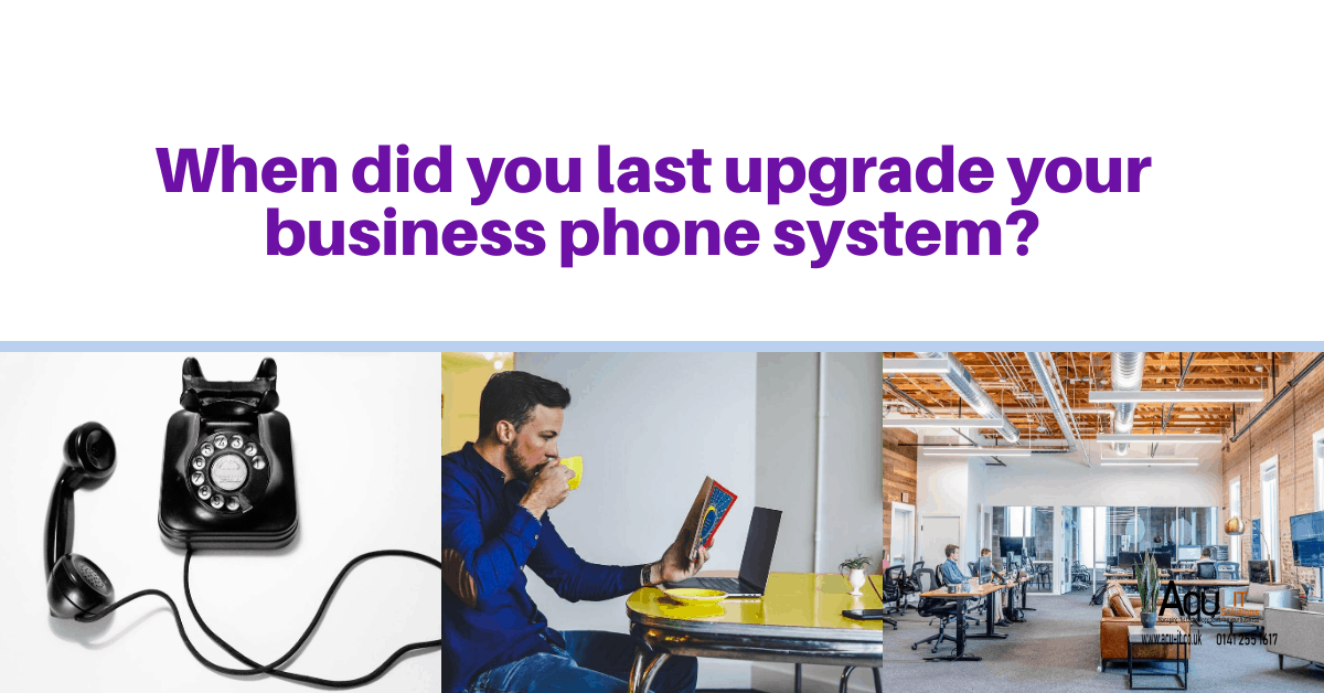 busijness phone voip system