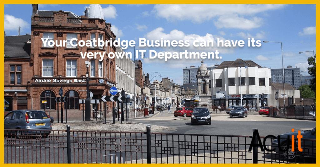Coatbridge IT Support