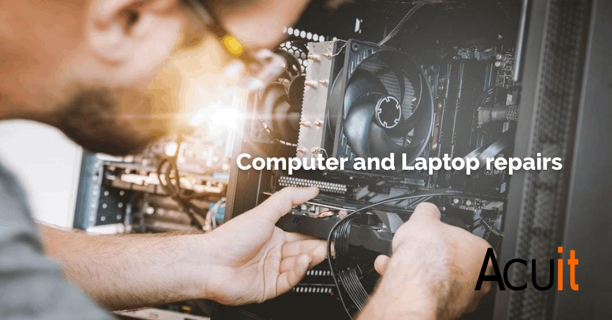 computer laptop repairs in glasgow