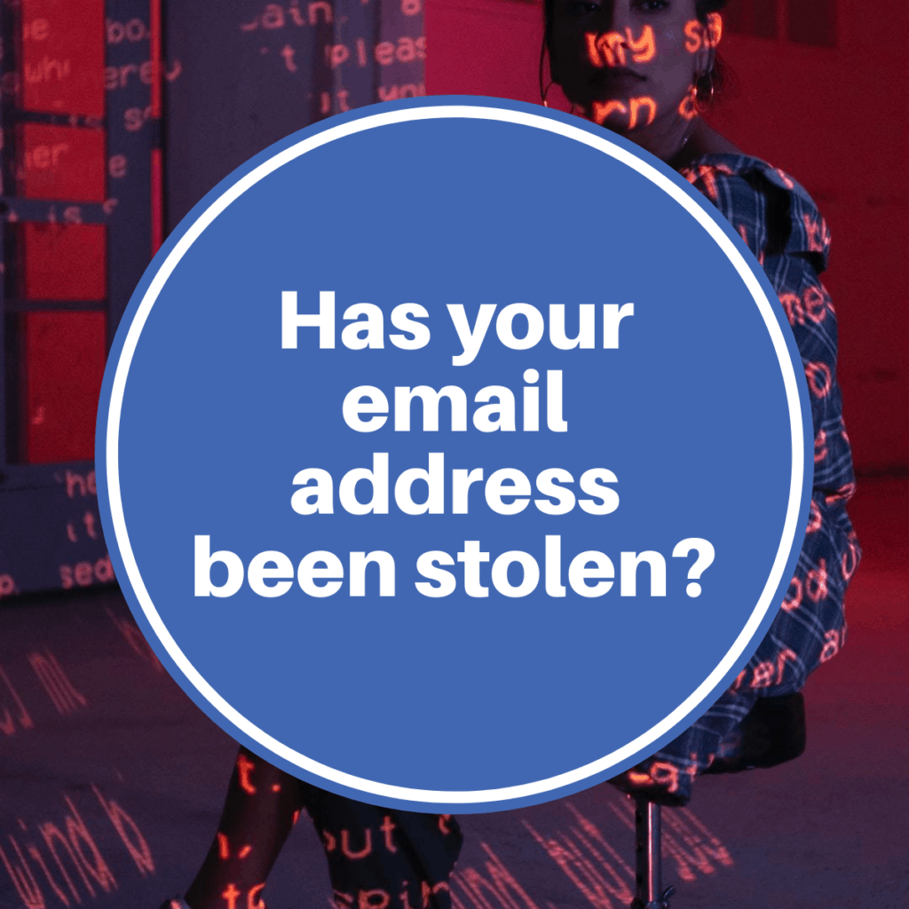 has your email been stolen