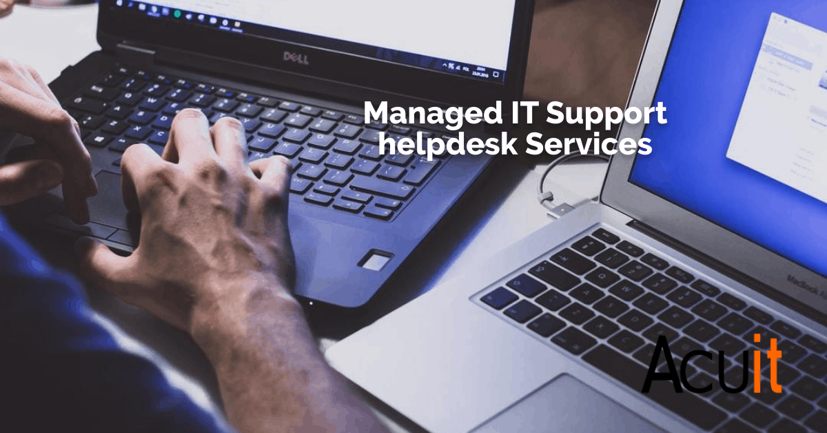 managed IT support helpdesk services