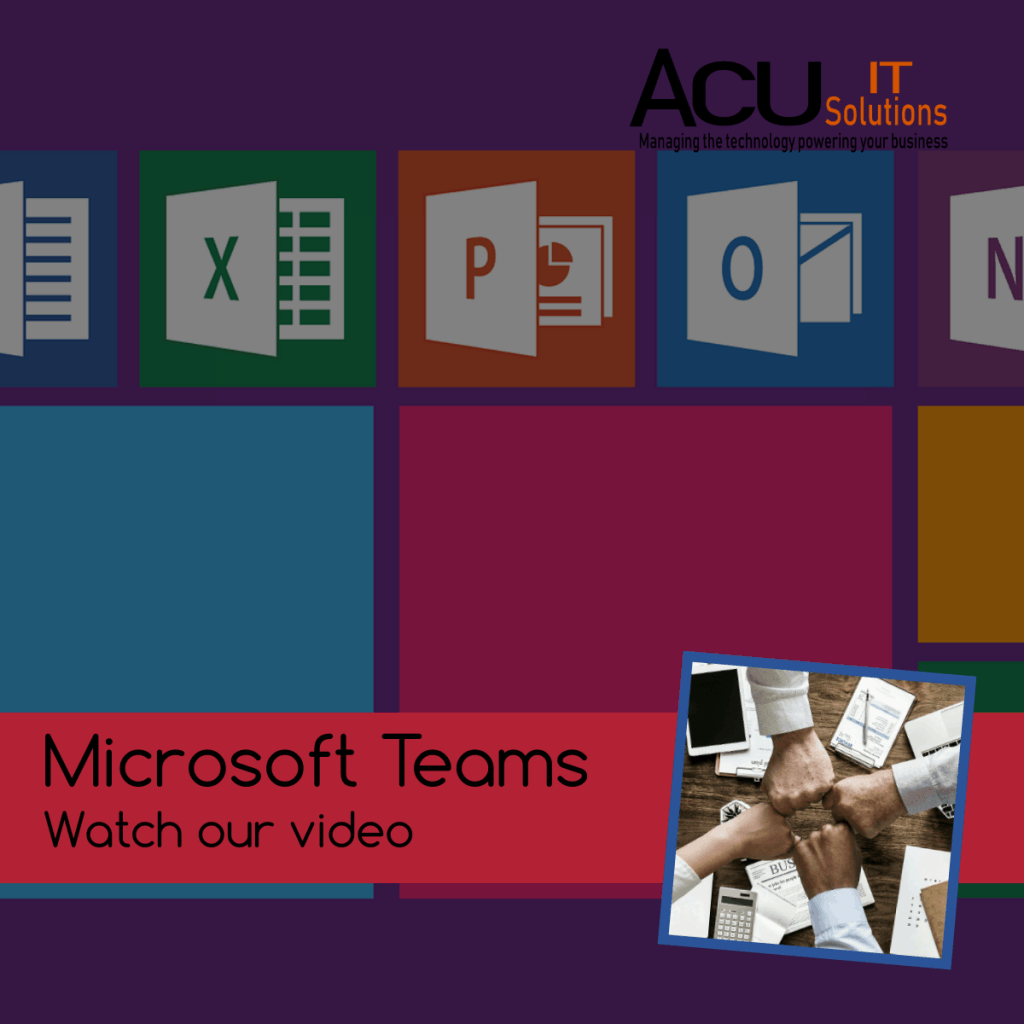 microsoft teams video