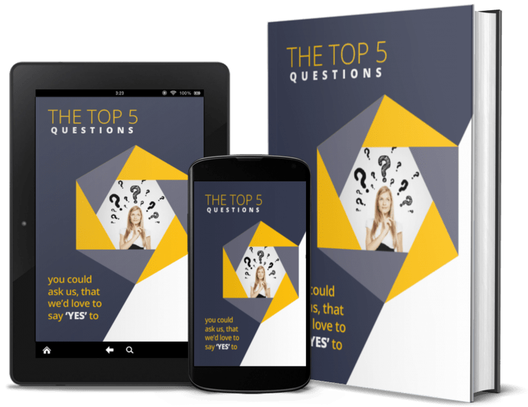 top 5 IT questions new clients ask
