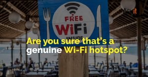 Are You Sure That'S A Genuine Wi-Fi Hotspot?